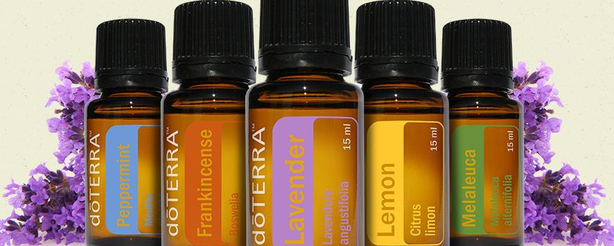 Aromatherapy recipe ideas